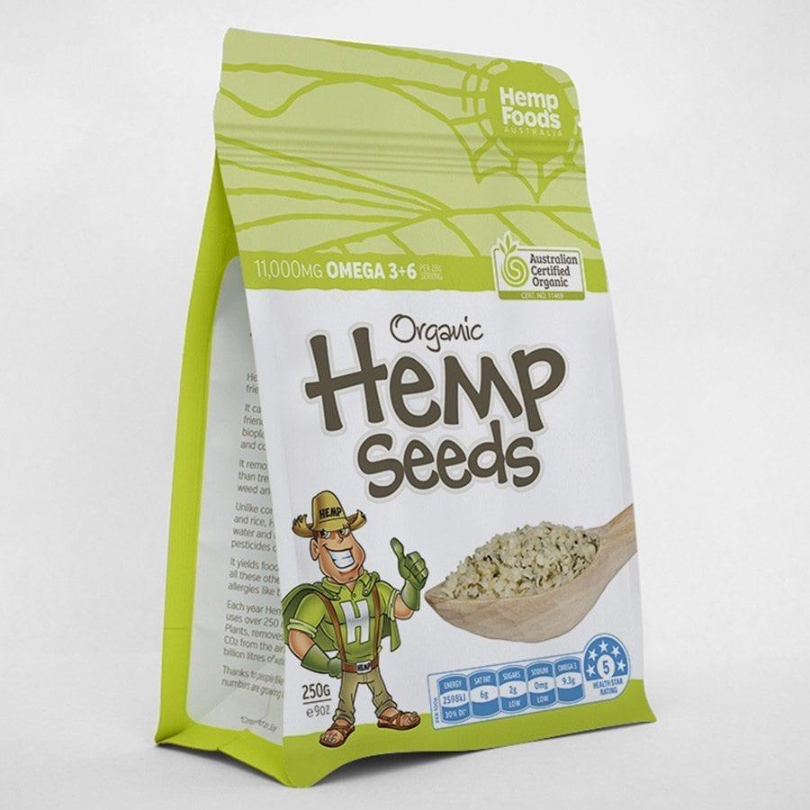 Elixinol Hemp Seeds 8oz Pack