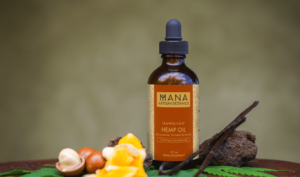 Mana Artisan Botanics Hemp Oil Product