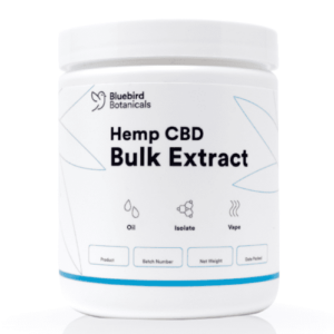 Bulk CBD Isolate product