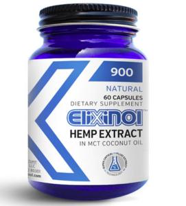 CBD Hemp Oil Capsules (900mg )Product