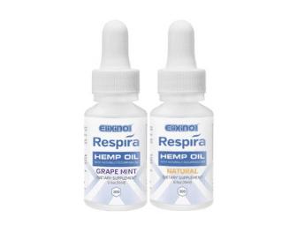 Respira Hemp CBD Oil Products