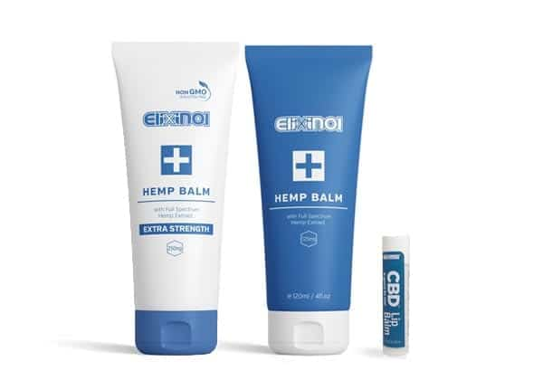 CBD Topical Balm Products