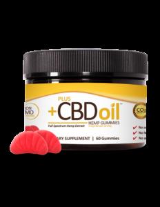 CBD Oil Gummies Product