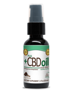 CBD Spray Extra Virgin Olive Oil (EVOO) Product