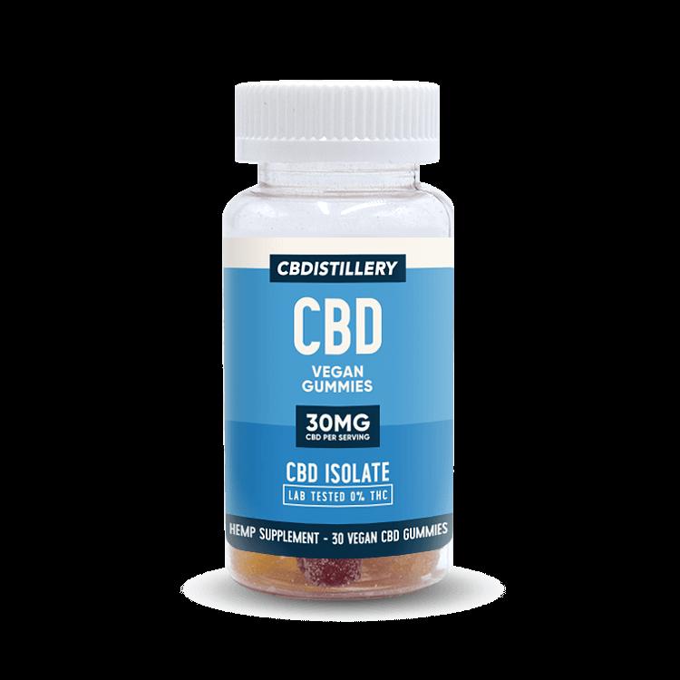 CBDistillery-Vegan-CBD-Gummies