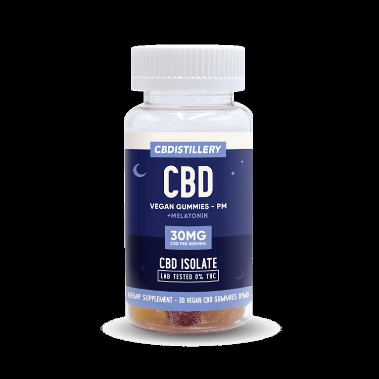 CBD Nighttime Gummies – 30mg – 30 Count Product