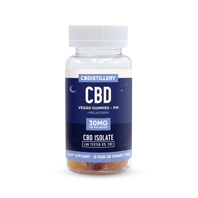 CBD Nighttime Gummies – 30mg – 30 Count Product