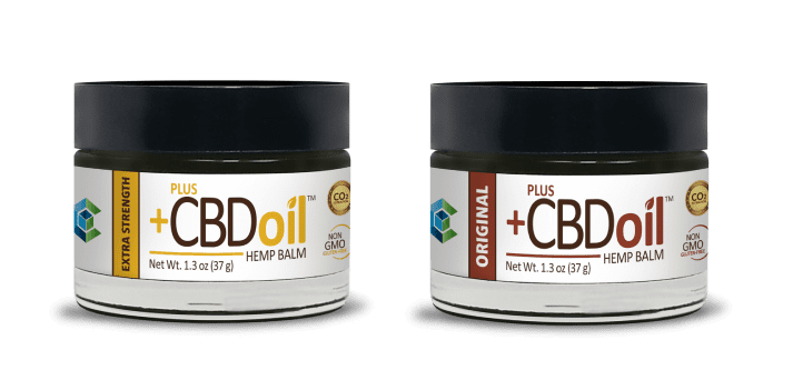 About CBD Oil Balm by PlusCBD™ Oil Products