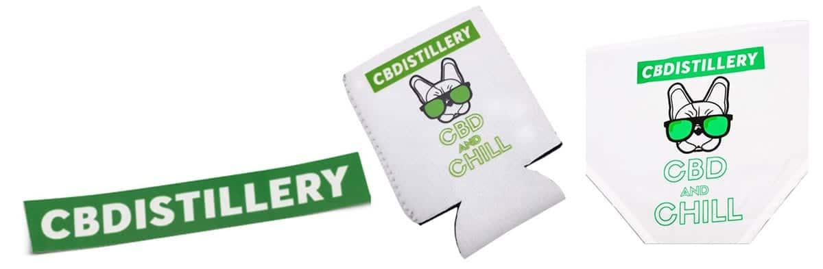 CBDistillery Merchandise Products