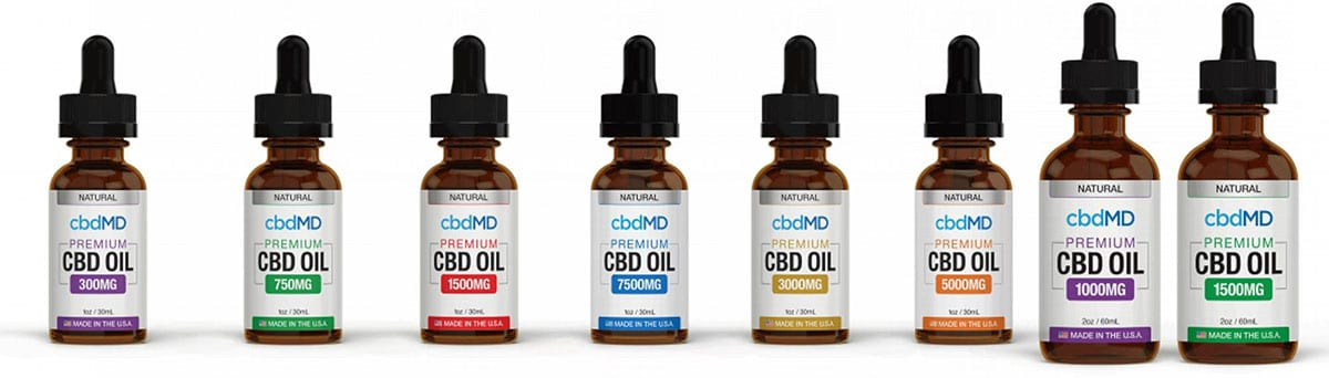 The Teetotaler Sells Hemp CBD Oil ...