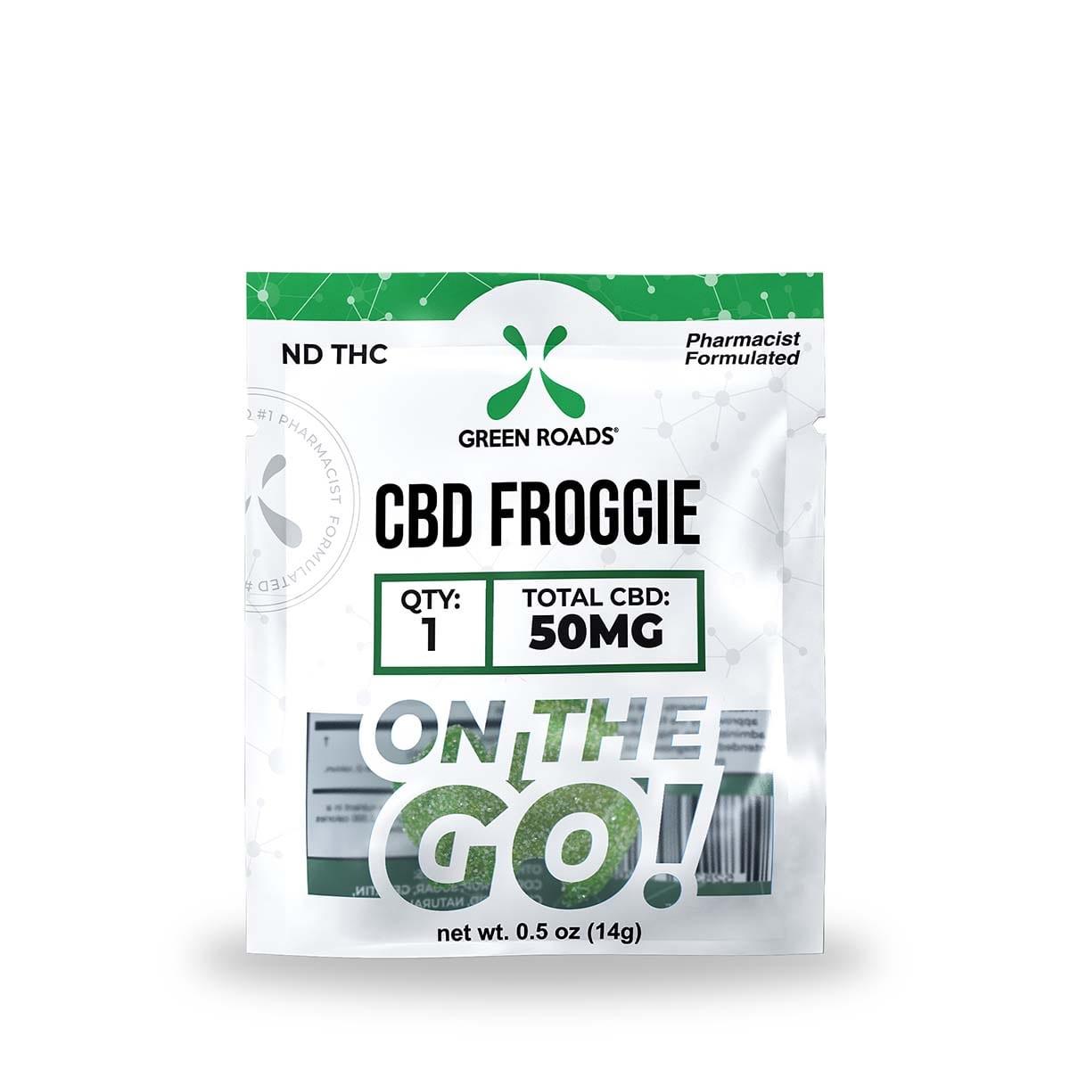 CBD Froggie – 50 mg Product