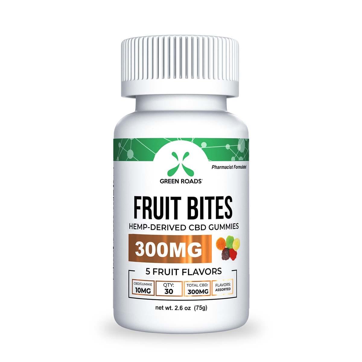 CBD Fruit Bites – 300 mg Product