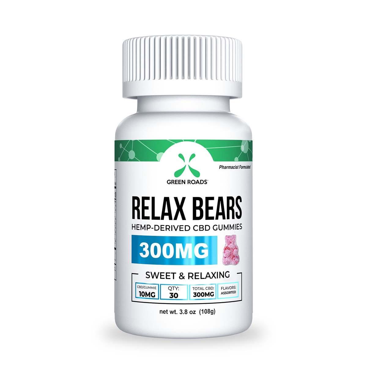 CBD Gummy Bears – 300 mg Product