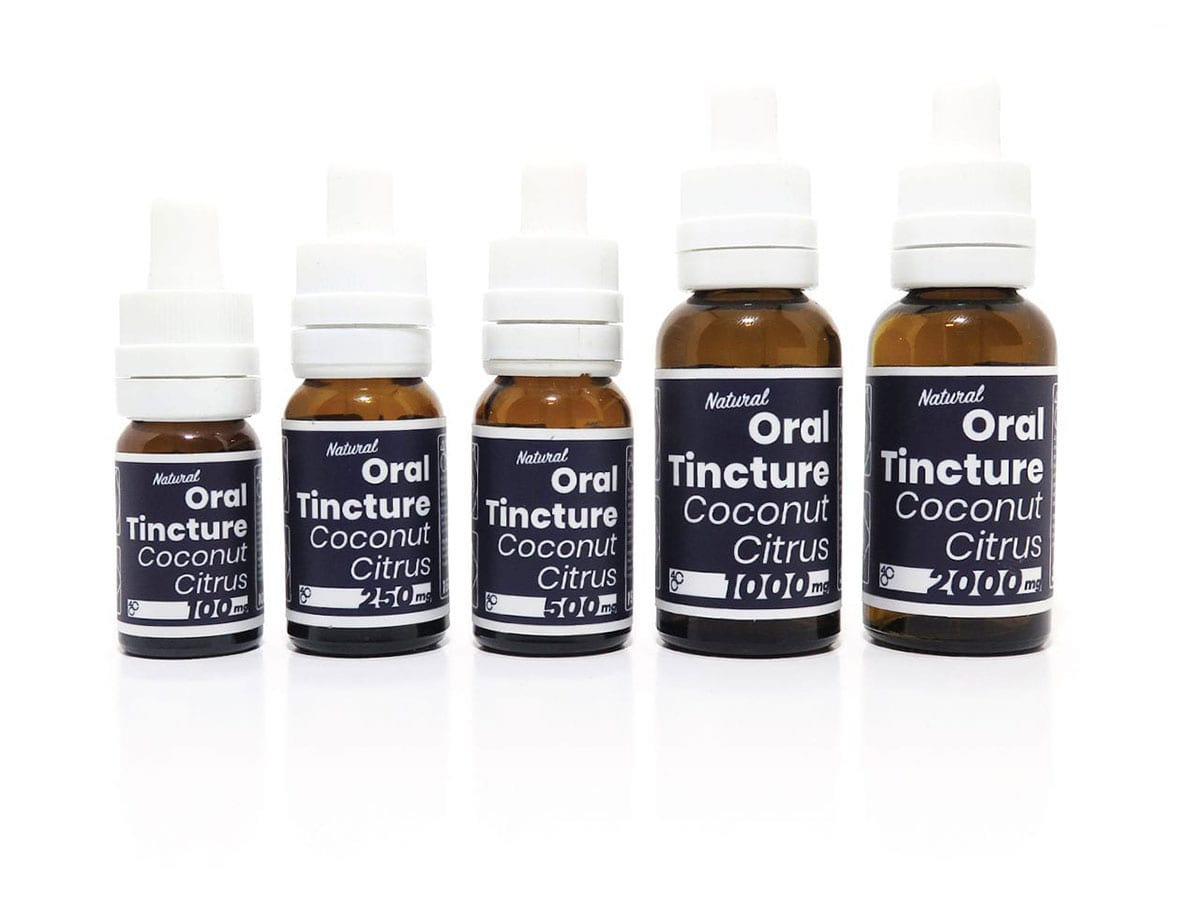 Oral Tincture product