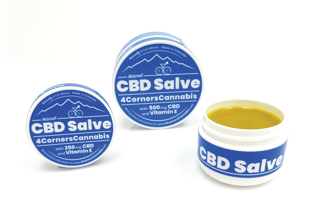 CBD Salve Product