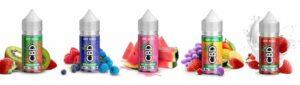 CBDfx Vape Juice Range Bottle
