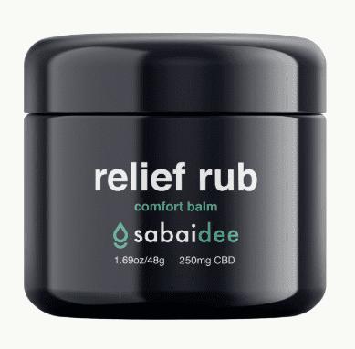 Sabaidee Relief Rub