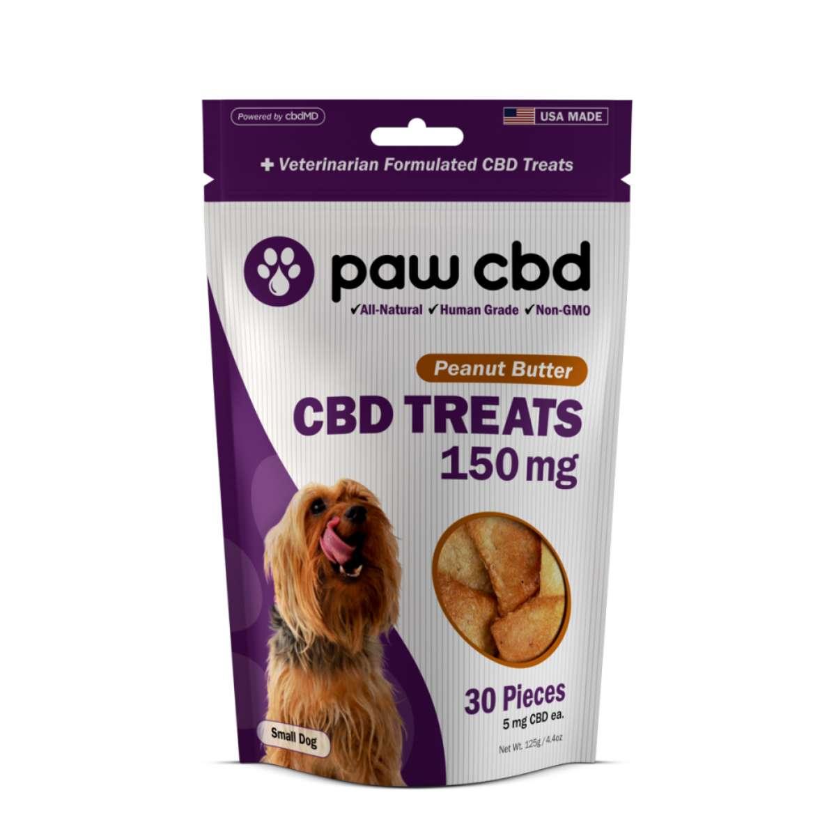 cbdMD Pet CBD Oil Treats for Dogs