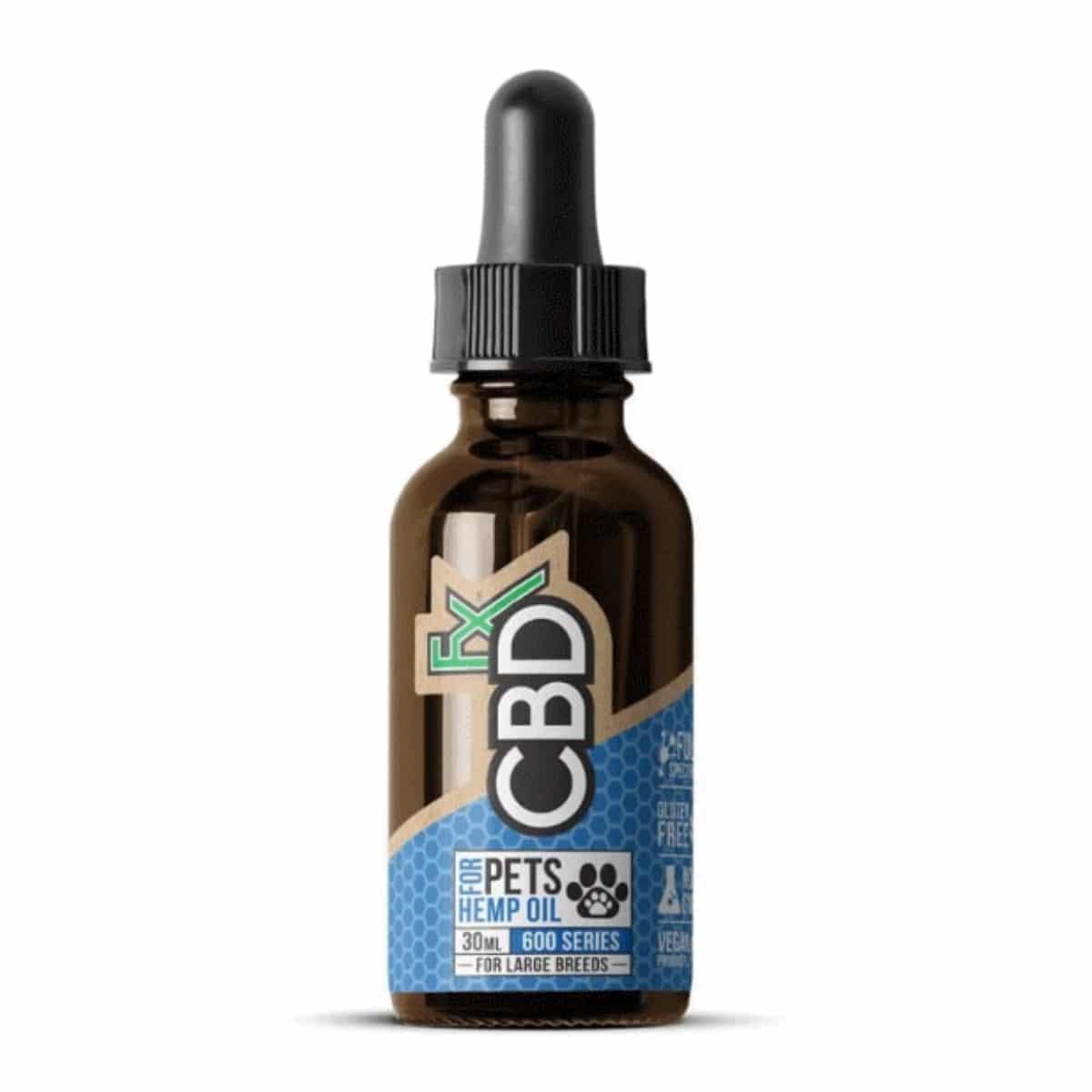 CBDfx CBD Oil For Pets