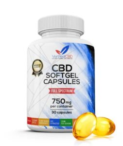Verified CBD Capsules