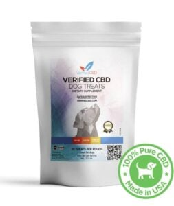 Verified CBD cbd_dog_treats
