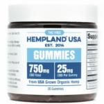 Hempland USA - CBD Gummies Botlle